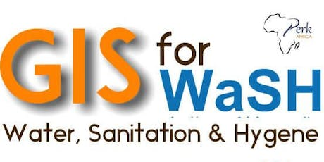 Training on GIS Analysis for WASH(Water Sanitation and Hygiene) tickets