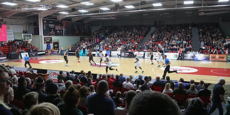 Leicester Riders Pre Season 2 game bundle tickets