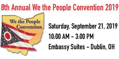 2019 We the People Convention tickets