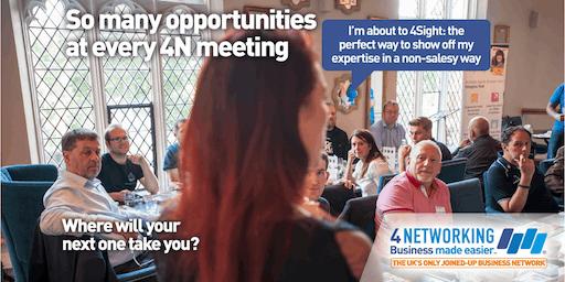 4N Networking Falkirk 20th August 2019