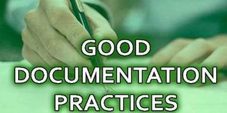 Good Documentation Practices for Clinical Trials tickets