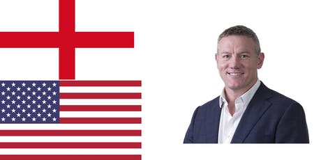 England vs USA hosted by Tim Stimpson tickets