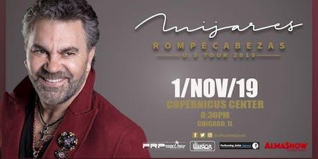 Manuel Mijares tickets