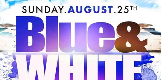 Blue & White Affair: Day Cruise