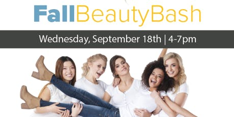 Fall Beauty Bash tickets