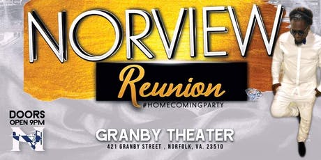 Norview Reunion tickets