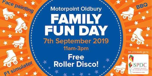 Motorpoint Oldbury Family Fun Day
