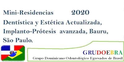 MINIRESIDENCIAS BAURU   ENERO-JULIO  2020