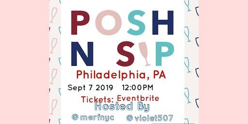Poshmark Posh N Sip Philadelphia