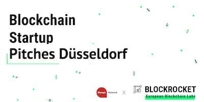 Blockchain Startup Pitches - Düsseldorf