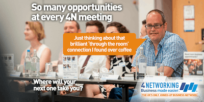4N Networking Falkirk 17th September 2019