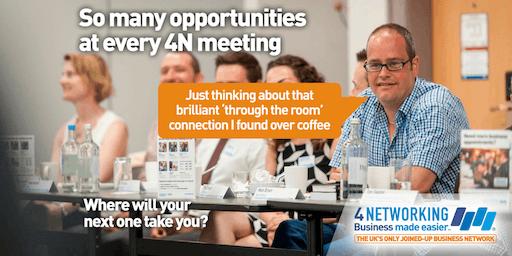 4N Networking Falkirk 17th September 2019