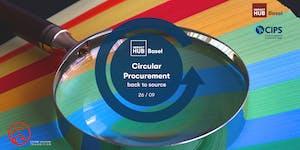 Circular Procurement - back to source