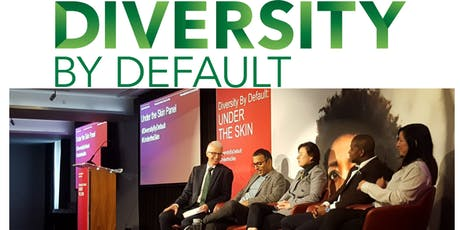 Diversity by Default - Digital Halifax tickets