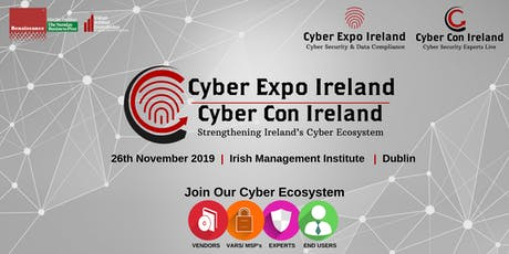 Cyber Expo Ireland 2019 tickets
