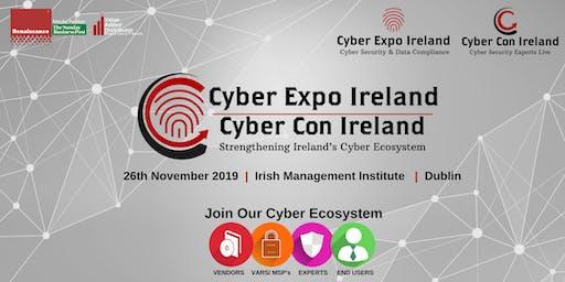 Cyber Expo Ireland 2019