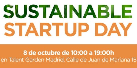 SUSTAINABLE STARTUP DAY tickets