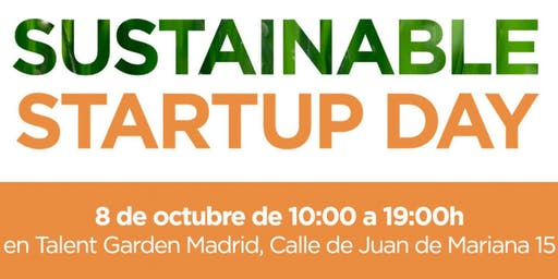 SUSTAINABLE STARTUP DAY
