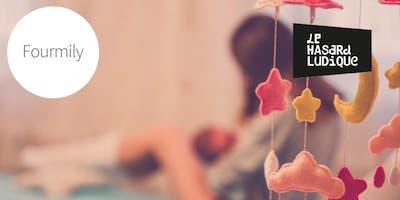 Atelier langue des signes des bébés de 0 à 2 ans