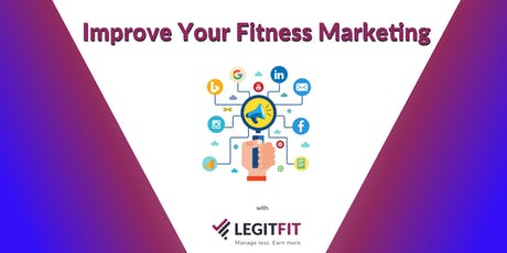 Improve your Fitness Marketing tickets