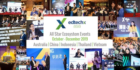 EdTechX Startup Pitch Competition - Thailand tickets