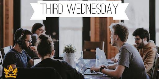 Third Wednesdays