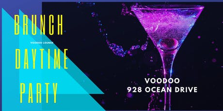 Voodoo Rooftop Day Party tickets