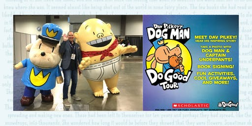 "Dav Pilkey - ""Do Good Tour"""
