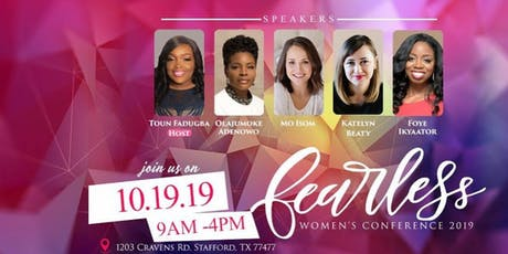 DCH Fearless Women's Conference tickets