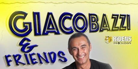 Giacobazzi & Friends live at Festa de l'Unità di Modena biglietti