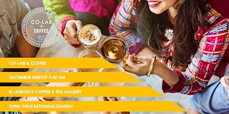 CO-LAB & Coffee December Meetup tickets