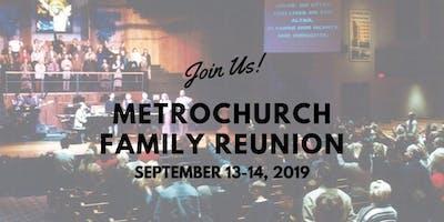 MetroChurch Family Reunion 2019