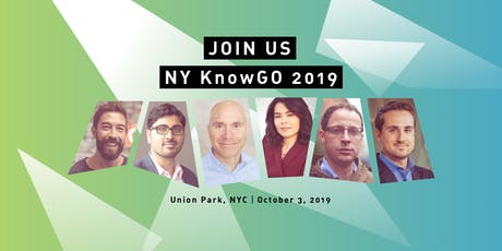 NY KnowGO - Retail Media, Co-op Marketing & Sponsored Product Ad Conference tickets