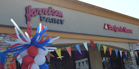 4th Annual CAR Show at Harrison Paint Bossier tickets