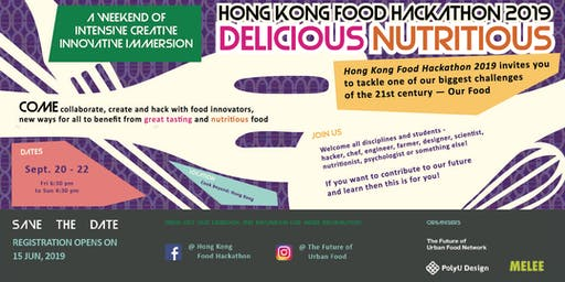 Hong Kong Food Hackathon 2019