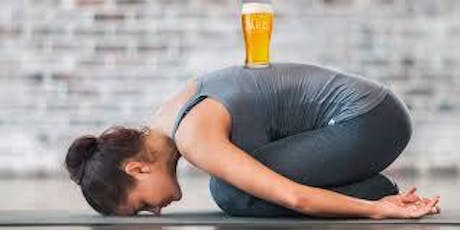 Yoga and a Beer with Amy Bourque tickets