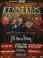 *OCTANE'S ACCELERATOR TOUR FEATURING ICE NINE KILLS