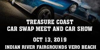Treasure Coast Car Swap Meet and Car Show