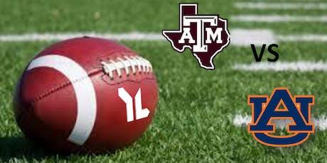 Young Life Texas A & M vs Auburn University tickets