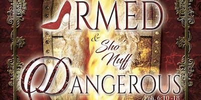 Armed & Sho' Nuff Dangerous - Women Empowerment 2019