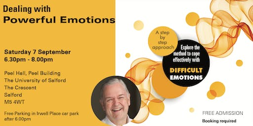 Talk: Dealing with Powerful Emotions