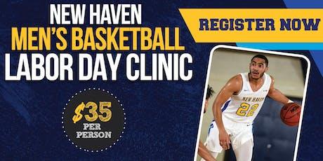 Men's Basketball Labor Day Skills Clinic tickets