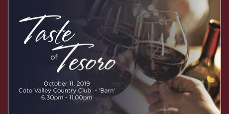 Taste of Tesoro tickets