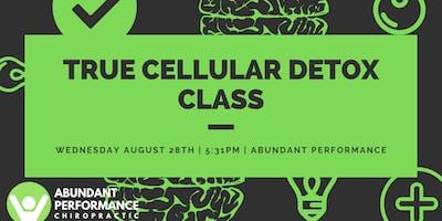 True Cellular Detox Class