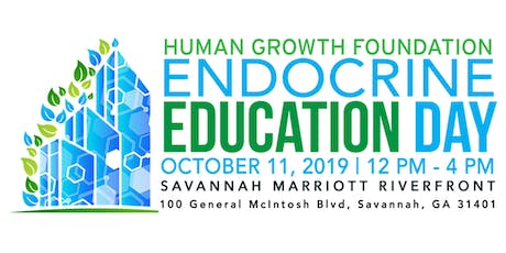 Human Growth Foundation's Endocrine Education Day: Georgia  tickets