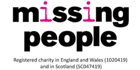An Evening at Missing People tickets