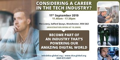 Data Centre Re-Transformation Conference 2019 - Careers Track