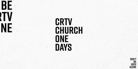 CRTVCHURCH x FORT WORTH tickets