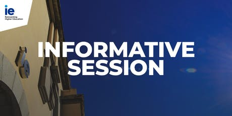 Information Session with an IE Representative -  Los Angeles tickets