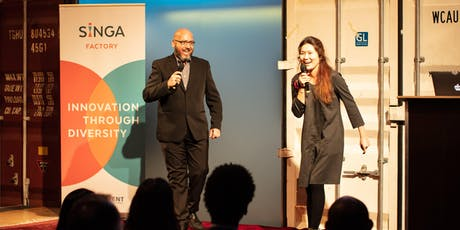 SINGA Factory: Celebrating Inclusive Entrepreneurship in Zurich tickets